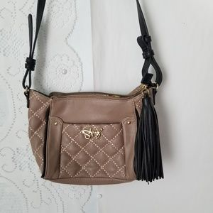Sharif Crossbody Purse